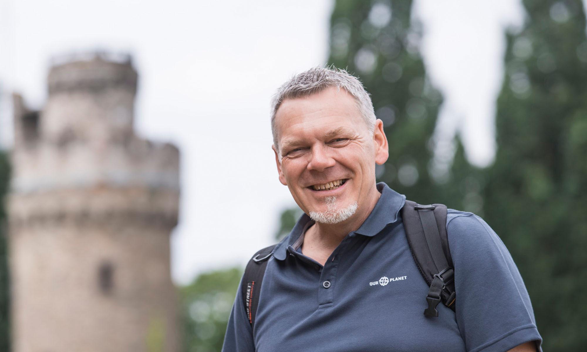 Wandergalerie Michael Martin-Leck